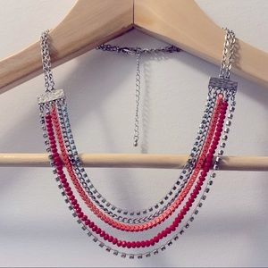 Multilayers necklace